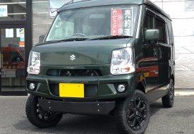 ◆遠方納車◆ エブリイ JOINターボ 4WD 5MT AxStyleコンプリート