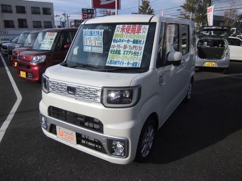 【お得な届出済み未使用車!】
