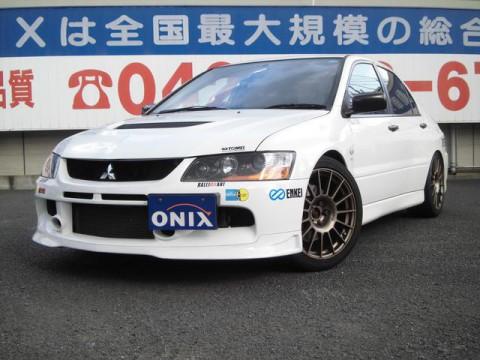 三菱 ランサー RSエボリューションIX MR