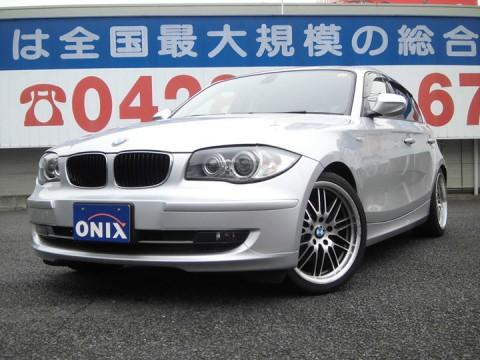 ◆入庫情報◆ BMW 120i 後期型 2010年型