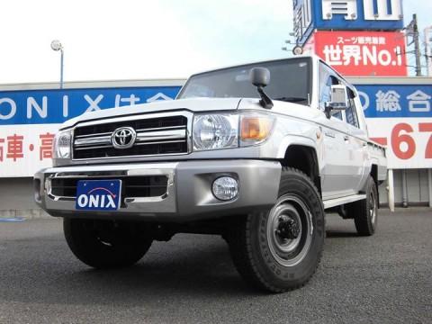 ◆入庫情報◆ ランドクルーザー70ピックアップ 5MT 4WD