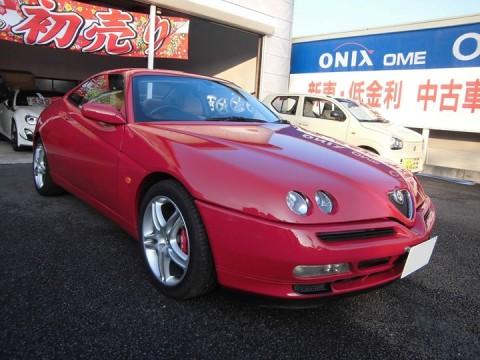 ◆売却相談◆ アルファロメオ GTV V6 24V 6MT