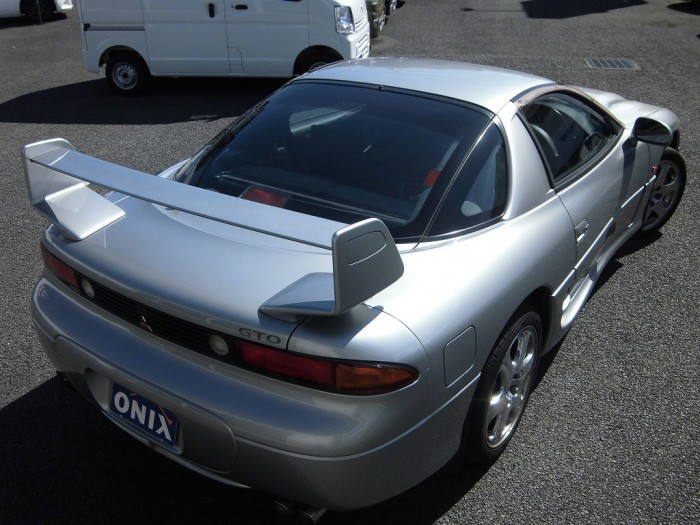 三菱GTOツインターボ