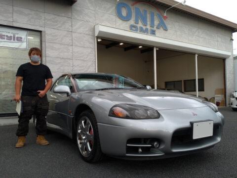 ◆本日の納車◆ 三菱GTOツインターボ